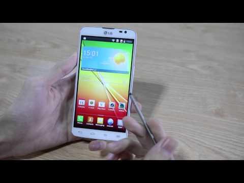 Trên tay LG G Pro Lite Dual