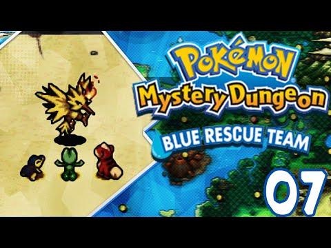 Pokémon Mystery Dungeon: Blue Rescue Team - 07