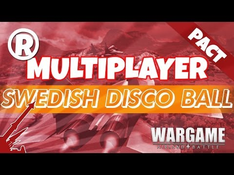 Wargame: AirLand Battle - Swedish Disco Ball