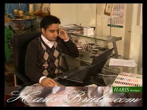 Beispiel: Haris Boutique Imagefilm, Video: Haris Bride.