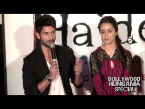 I Am Not Good Enough To Play Haider's Role - Shahid Kapoor