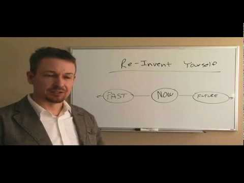 Re-Invent Yourself (NLP Master Practitioner Course)