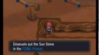 Pokemon X/Y Sun Stone Location #01