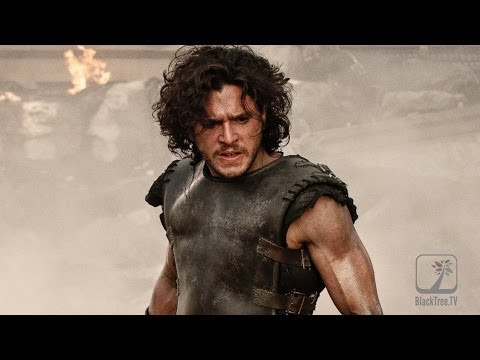 Kit Harington talks about getting fit for Pompeii