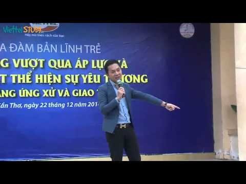 Giải quyết mâu thuẫn - Thầy Nguyễn Hoàng Khắc Hiếu tại Cần Thơ - P1