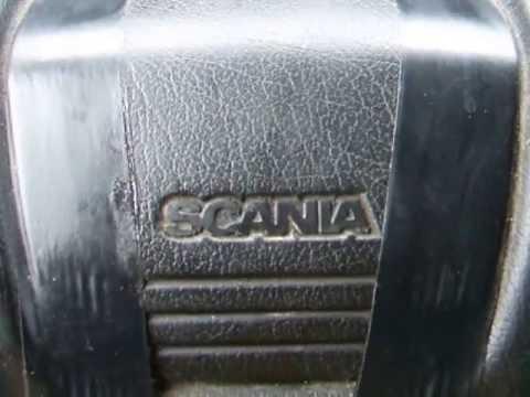 Scania 124 najfajniejsza skrzynia biegów jaką miałem w rękach