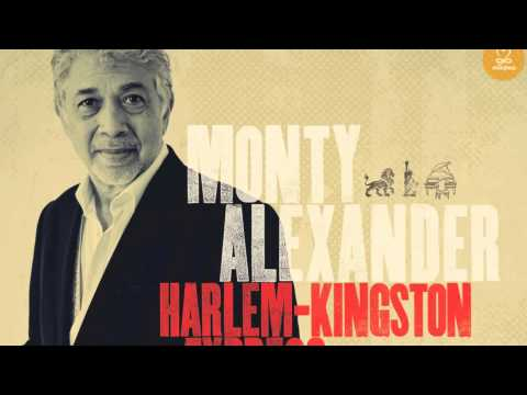 Monty Alexander - What's Going On (Wa'a Gwan) online metal music video by MONTY ALEXANDER