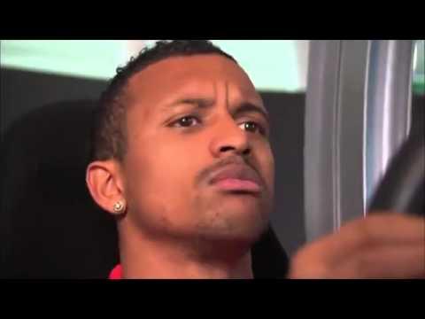 Rio Ferdinand, Nani & Anderson play Gran Turismo 5