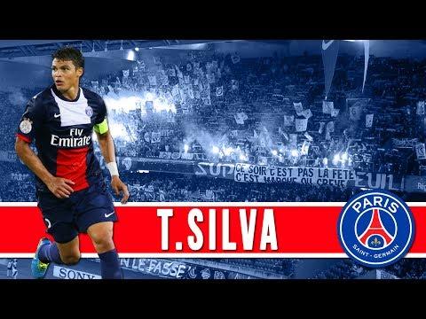Thiago Silva - O Monstro [PSG]