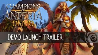 Champions of Anteria - Demo Launch Trailer
