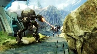 Halo 4 Mantis Trailer