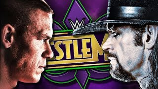 5 WWE Matches That Could MAIN EVENT WrestleMania 34!