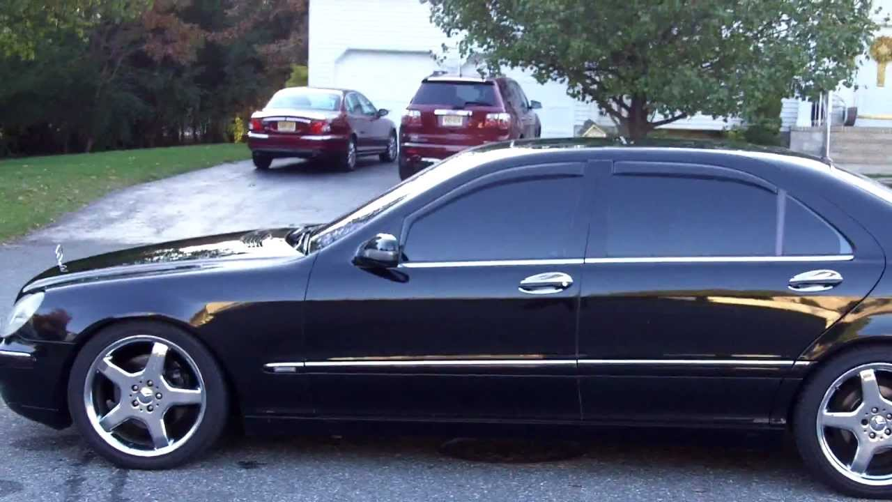 2000 mercedes benz s500 with amg package for sale youtube for Mercedes benz s500 for sale
