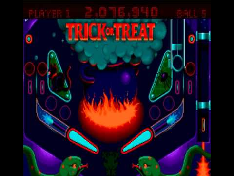 Psycho Pinball - Vizzed.com Play - User video