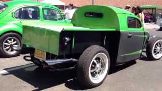 "1961 Volkswagen Custom Made Beetle Pick Up ""VW MADNESS"