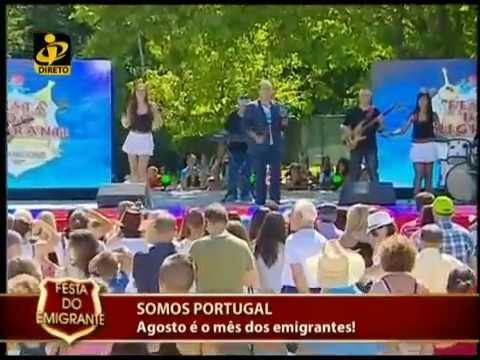 Carlos Rivéra Musica O Quarentão No Programa Somos Portugal Na Tvi
