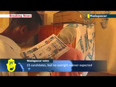 Madagascar Votes: First presidential election since 2009 coup