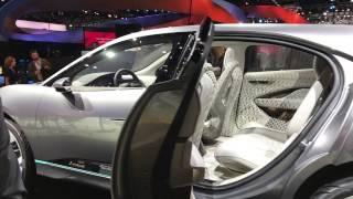Jaguar I-Pace // Лос-Анджелес 2016. АвтоВести выпуск Online. Видео Авто Вести Россия 24.