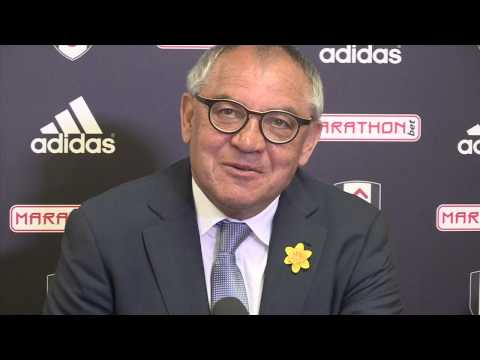 Magath: Dzeko should get on my bike to fulham