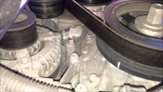 2007 Toyota Tundra Serpentine Belt Replacement