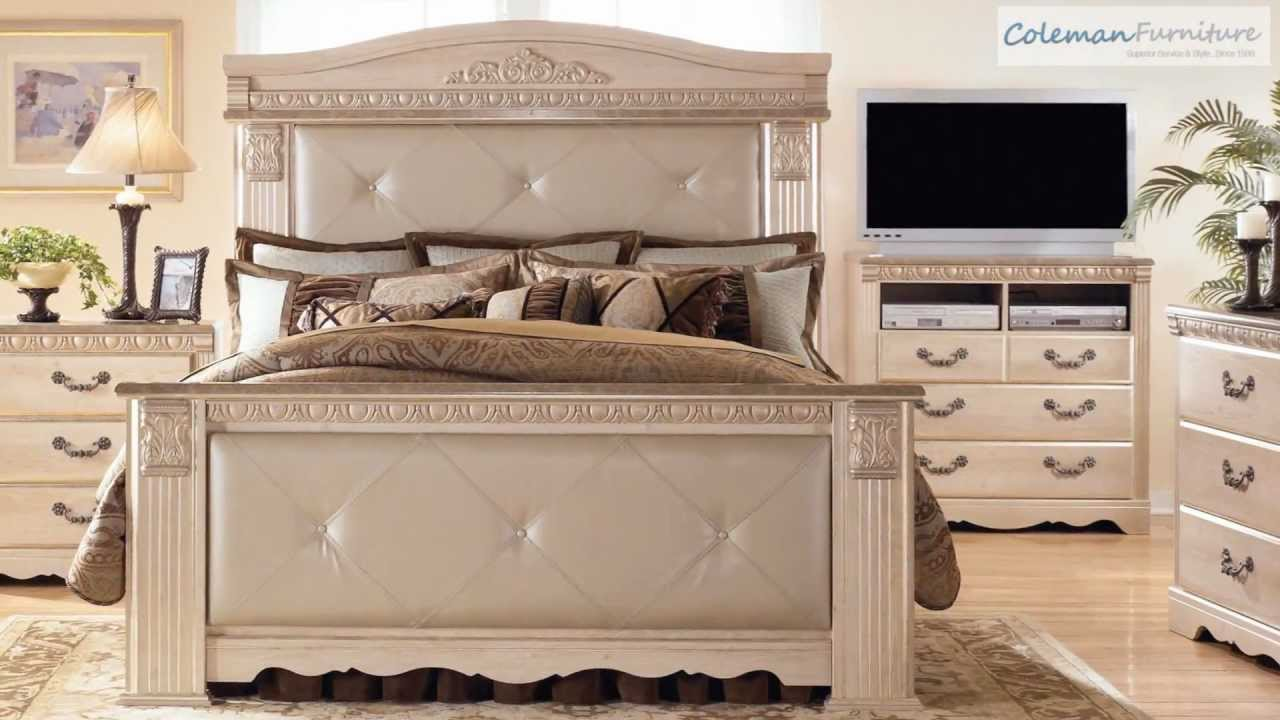 Silverglade Bedroom Collection From Signature Design By Ashley Youtube