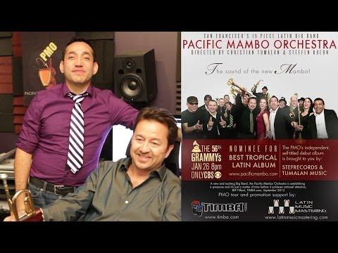 Pacific Mambo Orchestra for Best Tropical Latin Album (56th Grammy Awards) For Your Consideration