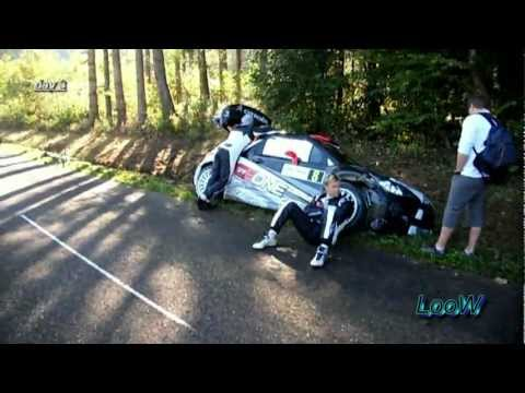 WRC Rallye de france 2011 - 3 days - pure sound