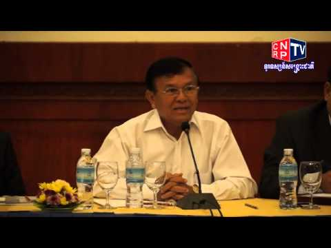 CNRP Press Conference [07-Mar-2014] - Part 2