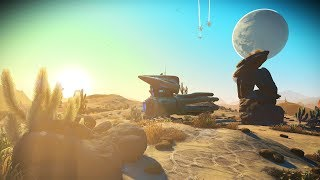 No Man's Sky - 1.3-as Frissítés: Atlas Rises
