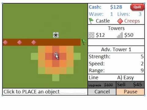 Игры в Excel 2010