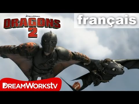 DRAGONS 2 - LES PREMIERES 5 MINS DU FILM [Officielles] VF HD