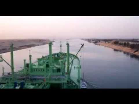 Sion Yathra Part 49 - Red Sea & Suez Canal