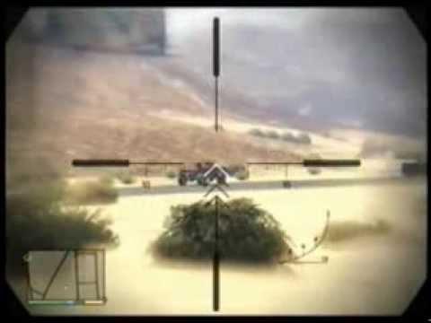 Saints Row Sniper Mission