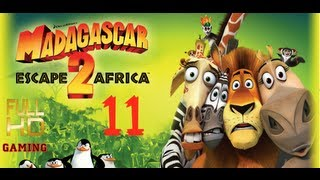 Madagascar Escape 2 Africa Walkthrough Part 11 'Take The