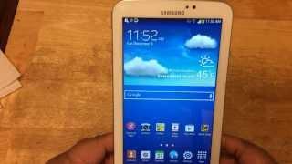 Samsung Galaxy Tab 3 7 Sprint LTE Version