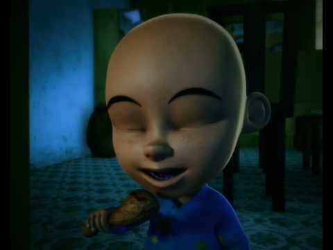 Upin &amp; Ipin - Kisah Dua Malam (Bah. 2)