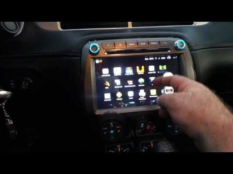 Screen chevrolet Camaro   شاشة شفرلية كوماروا
