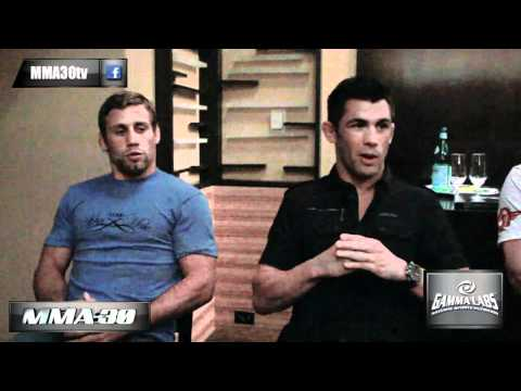 UFC 148: Urijah & Dominick Go Off On Each Other