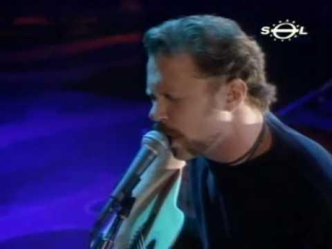 Metallica - Mama Said (live acoustic)