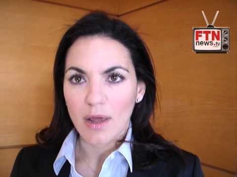 FTNnews talked with Olga Kefalogianni - Tourism Minister of Greece