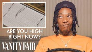 Wiz Khalifa Takes a Lie Detector Test | Vanity Fair