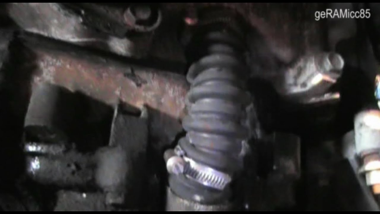 How To Replace Bypass Hose Dodge Ram A C Compressor