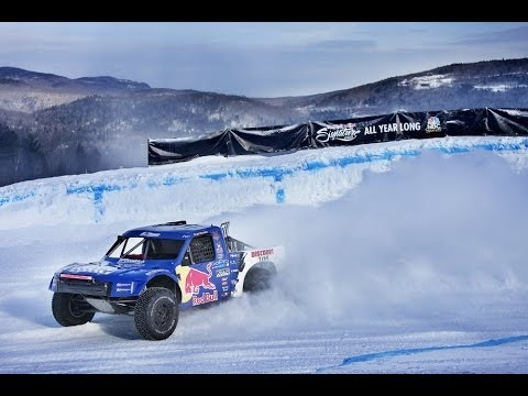 Ricky Johnson POV at Red Bull Frozen Rush