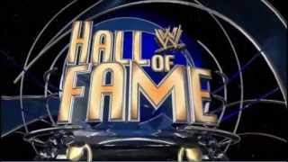 My WWE Diva Hall Of Fame