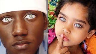 10 أشخاص يتمتعن بأجمل عيون فى العالم |