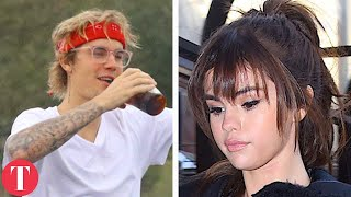The On And Off Again Relationship Of Justin Bieber And Selena Gomez