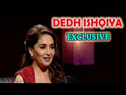 Dedh Ishqiya - Madhuri Dixit Exclusive Interview