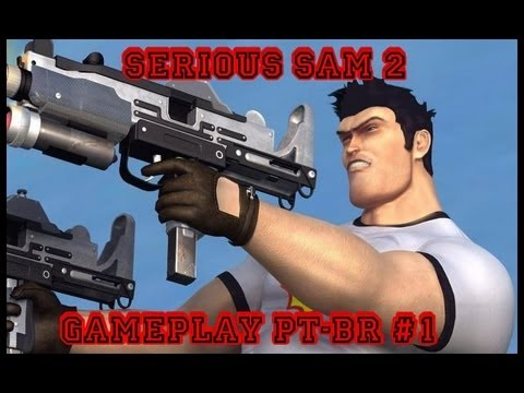 Serious Sam 2- Gameplay PT-BR #1
