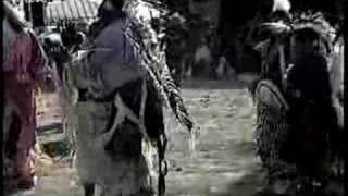 Pow Wow Couples Rabbit Dance 1