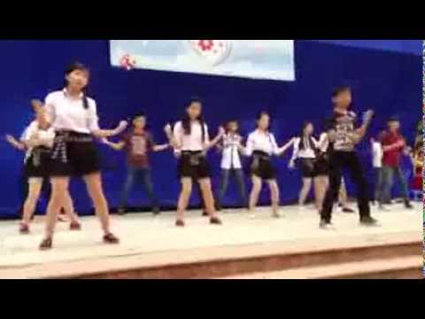 7H Trần Mai Ninh cover : Giấc mơ thần tiên+ What's your name+ Gentleman !!! So HOT